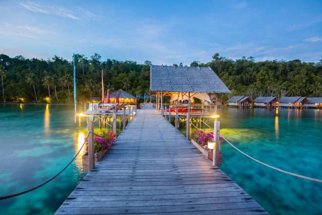 Papua Explorer Dive Resort
