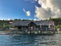 Papua Explorers Resort - Dive Centre 1
