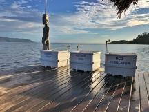 Papua Explorers Resort - Rinse Tanks 2
